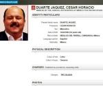 Interpol emite ficha contra César Duarte