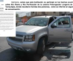 Desmiente Marina agresión a matrimonio texano en Reynosa