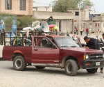 Reportan heridos de bala en colonia Azteca de Victoria