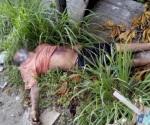 Lo asesinan a golpes y arrojan a solar baldío en Tampico