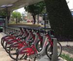 Ostenta Guadalajara 236 estaciones de bicicletas públicas