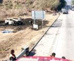 Mueren 4 personas y 7 heridos en choque
