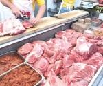 Carnicerías se recuperan tras la cuaresma