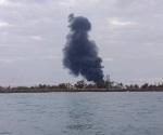 Explosión genera pánico en Refinería Madero