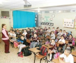 'Abandonan' ladrones las escuelas