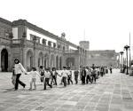 Cd. México en el Tiempo: Día del maestro en imágenes