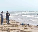 Hallan ahogado en playa Bagdad