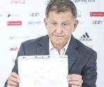 Destapa JC Osorio su lista de convocados