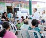 Aprovechan ciudadanos brigada de Sedesol municipal