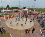 Construirán en Reynosa cuatro Parques de Bienestar
