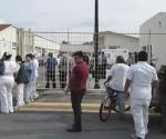 Evacuan a pacientes y personal del IMSS por conato de incendio