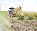Previenen PC inundaciones en Camargo