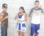 Participará 'Pollita' en el nacional de box