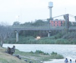 Aconsejan a familias evitar introducirse al río o presas