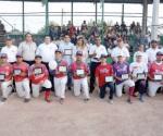 Inaugura Maki Torneo Nacional  Junior de Williamsport Categoría 13-14