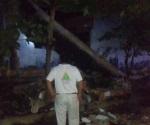 Sismo en Chiapas deja daños; registran 37 réplicas