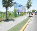 Aprovechan parque para depositar basura