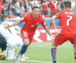 Chile y Portugal, por pase a la final