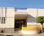 'Toman' Hospital Civil; demandan medicinas
