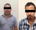 Aprehenden a dos acusados de plagiar a empresario en Reynosa