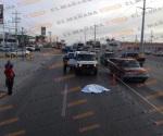 Atropellan a un hombre, muere en Balcones de Alcalá