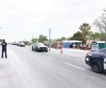 Refuerzan la vigilancia en carreteras y brechas