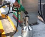 Clausura la PROFECO 12 bombas de gasolina por vender litros de menos