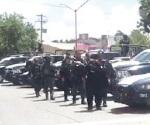 Efectúan operativo fuerza federales en RB