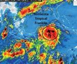 'Alerta azul' por la tormenta Franklin