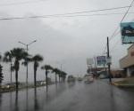 Alerta Amarilla por Tormenta Franklin en el Sur de Tamaulipas