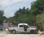 Abaten marinos a dos en enfrentamiento en Reynosa
