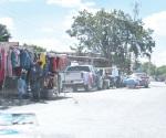 Mejora la economía de vendedores informales