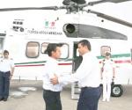 Realiza EPN escala técnica en Tampico