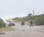 Emboscada a elementos de la Fuerza Tamaulipas
