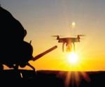El narcomenudeo con drones se abre paso lentamente