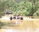 Lluvias en Oaxaca, 150 mil afectados