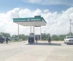 Clausuran gasolinera clandestina