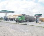 Clausuran ilegal gasolinera rural