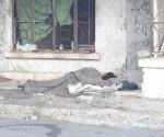 Encuentran muerta a una indigente