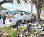 40 muertos en accidente en 8 meses