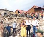 Declara Peña luto nacional por sismo
