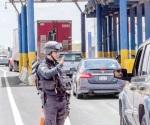 Facilitarán federales traslado de combustible