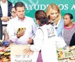 No permitiremos lucro con la tragedia: Peña