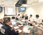 Se reúne Peña Nieto con Mancera en el C5