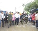 Declara Gobernación emergencia en Altamira