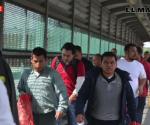 Brinda Seguro Popular asistencia a deportados