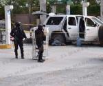 Reportan ocho muertos en refriega en Río Bravo