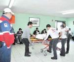 Es la Cruz Roja formadora de paramédicos