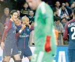 Arrasa PSG con Anderlecht