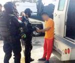 Trasladan a 'El Tatos' a penal federal de Durango